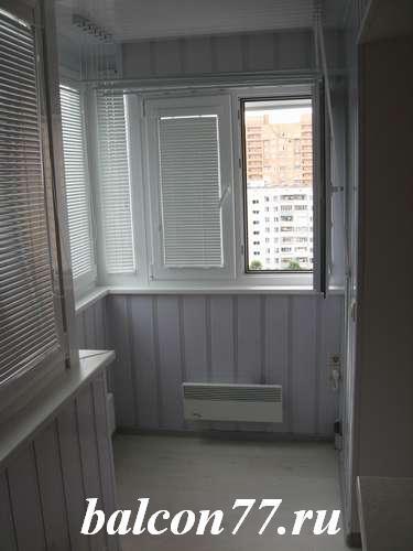Обогрев лоджии, балкона - ооо лоджии & балконы москва - mirs.