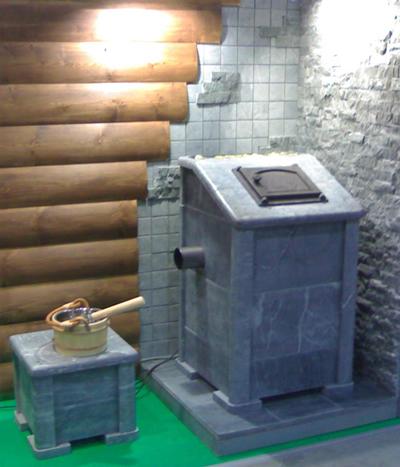 Банные печи для русской бани