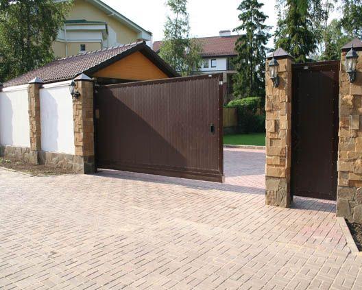 Ворота находясь рядом сварные ворота встворе с калиткой на заказ в спб в спб
