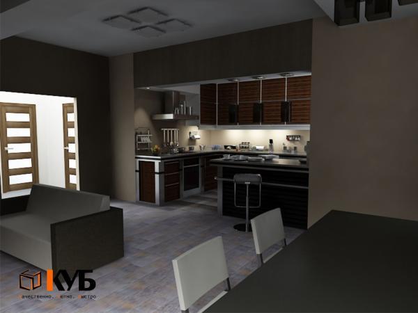 Перепланировка квартиры. Фото 3