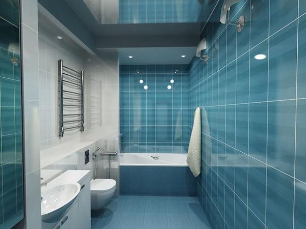 Как сделать евроремонт в ванной