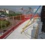 Для обеспечения безопасности работ на высоте и комплексного решения для защиты от падений при проведении строительных работ