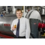 Паровой котел Bosch UL-S помог чешской пивоварне Klaster снизить затраты на 16%