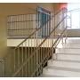 Нержавеющие ограждения лестниц и балконов