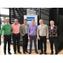 Руководство компании «Окна Панорама» посетило завод концерна Deceuninck в Бельгии