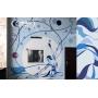 Фрески ОРТО украсили входную зону фитнес клуба Самары – «Imperial Fitness»