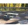 Террасная доска Twinson от «Декёнинк» в Московских парках