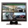 Новейший 19-дюймовый монитор видеонаблюдения от Smartec с поддержкой видео форматов 4:3 и 5:4