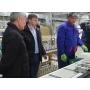 Глава региона в Казахстане посетил оконную фабрику партнера Deceuninck