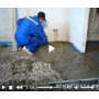 Монтаж стяжки пола в квартире с использованием пескобетона видеосюжет с места проведения работ
