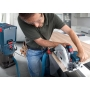 Решение для удаления пыли: система Click & Clean от Bosch позволяет эффективно собирать пыль при работе с инструментом