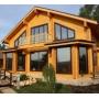 Из чего строить дом: брус, бревно, клееный брус