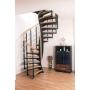 Лестница в доме : винтовая, маршевая, криволинейная