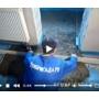 Монтаж стяжки пола с использованием пескобетона и керамзита видеосюжет с места проведения работ