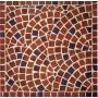 Клинкерная мозаика — находка для дизайнера.