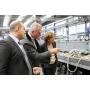 Премьер-министр земли Рейнланд-Пфальца посетила завод profine Group в Пирмазенсе