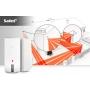 Новые двухсенсорные датчики движения для охраны периметра Satel c вариантом монтажа при наличии домашних животных
