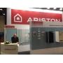Ariston представила новинки оборудования на выставке  «Котлы и горелки»