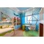 Детская комната для мальчика в Морском стиле.