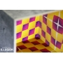 Новинка нашего производства – бисерные обои «Illusion»