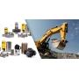 Сервисное обслуживание строительной спецтехники от ООО «СтАТ-Сервис»