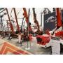 Компания Арлифт вновь обновила линейку мини-кранов.