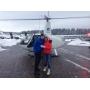 Марина: «Прогулка на вертолете над «Белым городом» была потрясающей»