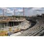 Система BASF для ремонта бетона позволила реконструировать московский стадион «Динамо» в сжатые сроки