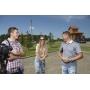 Спортивный день с чемпионами и Ксенией Собчак в коттеджном поселке American Dream