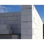 Стены из газобетона