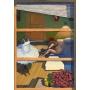 Российский художник Рубен Монахов занял третье место на международном конкурсе живописи VELUX VKR75