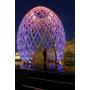 OSRAM продемонстрировал освещение будущего на международной выставке «Light + Building 2012»