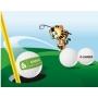 «Китайский» гольф с тигром