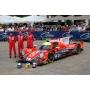 Болид KBE продолжает путь к победе в FIA World Endurance Championship