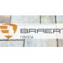 Новинки тротуарной плитки Braer — коллекция Патио