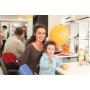 Лето, солнце, апельсины –  Фабрика Окон приняла гостей в День открытых дверей!