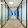 Системы офисных перегородок от производителя Glasscore