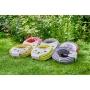Самоизолируемся на даче с пользой: гид по садовым шлангам и комплектующим REHAU