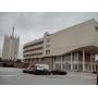 Покрытие «Изоллатом» башни «Роскосмоса»
