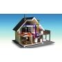 Теплый и комфортный дом от компании «Мир Тепла»