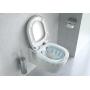 Безободковые и бесшовные санитарно-технические решения для ванной комнаты