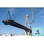 Строительство подхода к мосту через керченский пролив идет по графику