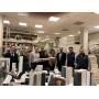В офисе REHAU состоялась деловая встреча с руководителями немецкой компании – ABEL Metalsysteme