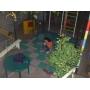 Новое покрытие Street Floor преобразило игровую площадку в семейном центре «Деточки»