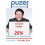 Хочешь скидку 25% на встроенный пылесос PUZER?