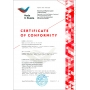 Российский экспортный центр (РЭЦ) выдал компании ООО «ЛЕД-Эффект» сертификаты соответствия