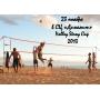 Турнир по волейболу среди компаний строительной отрасли