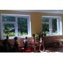 Компания Deceuninck («Декёнинк») в рамках благотворительной акции установила окна в детском саду «Россиянка»