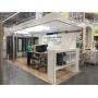 Впервые в Казахстане в магазине «Леруа Мерлен» открылась зона «Окна на заказ» из профильных систем Deceuninck