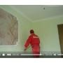 Покраска стен в квартире видеосюжет с места проведения работ